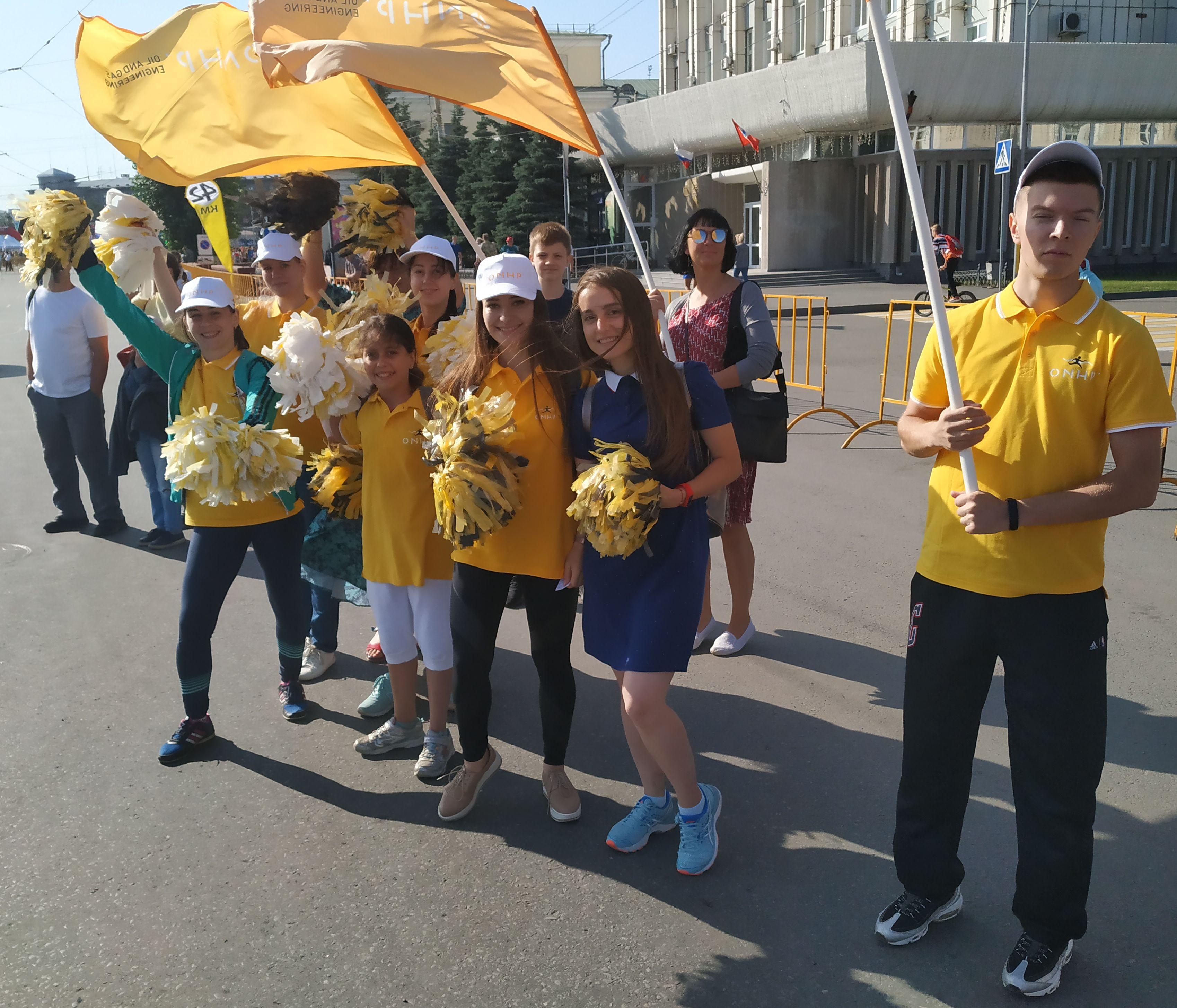 Сибирский международный марафон ONHP