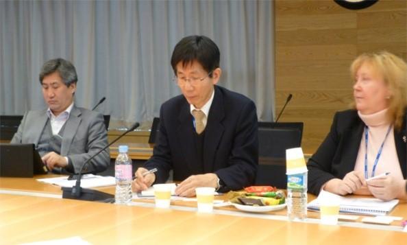 ONHP провел переговоры с лидерами корейского инжиниринга | ПАО «ОНХП»
